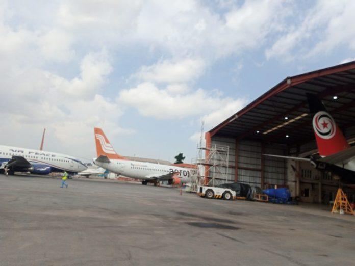 Aero MRO Facility in Lagos